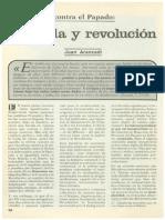 Cruzada y Revolución.juan Aranzadi