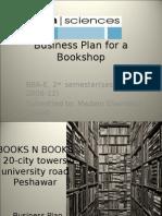 Bookshop Business Plan