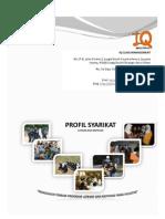Profil Syarikat IQ Class Management
