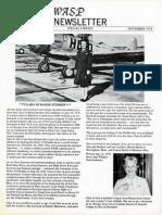 WASP Newsletter ~ 11/01/78