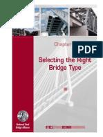 Memilih Tipe Jembatan