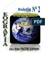 BOLETIN 2  UNIVERSO