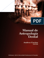 Manual de Antropologia Dental