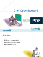 T1S1a - The BACnet Open Standard