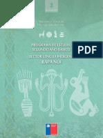 Programa Segundo Año Básico Lengua Rapa Nui