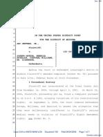 Jeffers v. Ortega, et al - Document No. 150