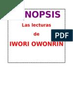 Sinopsis Iwori Owonrin