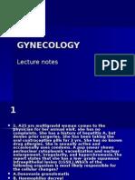 Gynecology 1