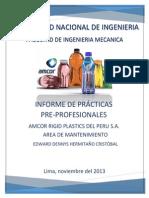 Informe de Practicas FIM