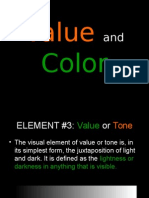 2art first grading educ   lesson 2 - value and color