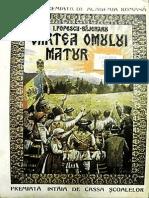 I.Popescu-Bajenaru Cartea Omului Matur