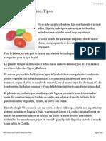El jabón. Composición. Tipos. | Vida Ok.pdf