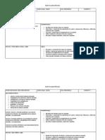 Plan de Clases Matematicas