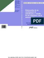 Cuestionario de Autoeficacia (a.F.89)