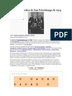 Torneo de Ajedrez de San Petersburgo de 1914