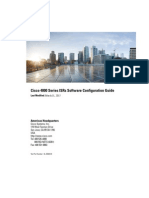Cisco isr4400 series Software Installation Guide