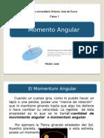Momento Angular y Giroscopio