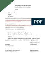 Surat Pernyataan KKN CONTOH