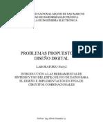 Laboratorio No1 - Preguntas Propuestas de Diseño Digital -UNMSM (2015-I)