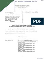 AdvanceMe Inc v. RapidPay LLC - Document No. 96