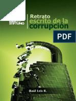 Retrato Escrito de La Corrupcion - 07607