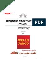 Wells Fargo-Business Strategy Final Project