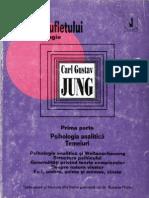 Jung, Carl Gustav-Puterea Sufletului. Antologie. I-Editura Anima (1994)