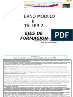 Cuaderno Modulo II Taller 2