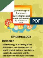 Epidemiological Approach