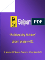 Piling Workshop Rev.a Singapore
