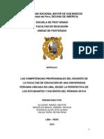 Artículo Competencias Profesionales - Investigación Cualitativa