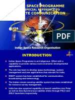 Indian Space Programme PPT Brief