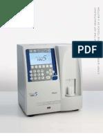 Vetscan HM5 hematology analyzer