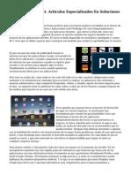 Blog De Imaginanet. Articulos Especializados En Soluciones Y Desarrollo Web.
