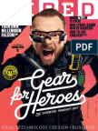 Wired - August 2015 Uk