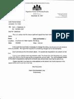 Superior Court 125 MDA 07 Oral Arguement File