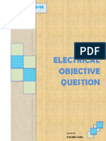 Electrical Objective Book