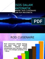 Rod Cuisenaire New