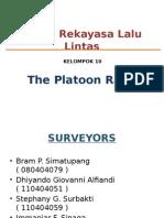 Tugas Rekayasa Lalu Lintas Platoon Ratio 04-10-13