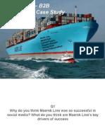 Maersk Case Study Solution