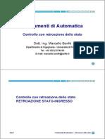 FDA 1.5 RetroazioneStato 2015