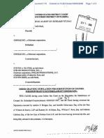 Silvers v. Google, Inc. - Document No. 115