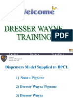Dresser Wayne - MPDs - Training