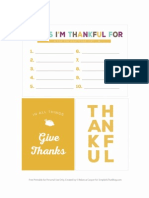 Thanksgiving Freebie RebeccaCooper PDF