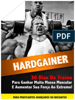 Trei No Hard Gainer
