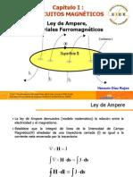 02 Ley de Ampere y Tipos Materiales