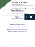Mediatization or mediation- Alternative understandings of the emergent space of digital storytelling.pdf