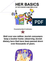 Kosher Basics Powerpoint