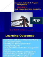 Lecture 1- Overview of the Construction Industry.pptx
