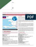 Haiti Ficha Pais